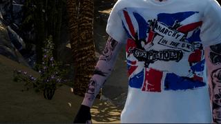 Anarchy T Shirt By Xryae