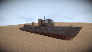 Ancient Vessel
