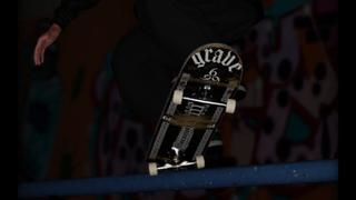 """Stem Skateboards - Grave """"Spinal"""" Deck"""