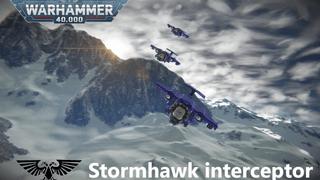 40k Stormhawk interceptor