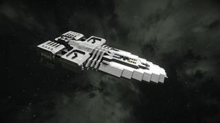 BSG Bolitho Class Frigate NEW