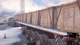 PTS only 10 slot semitrailer