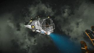 BGS Ponos-F1 Exploration Craft