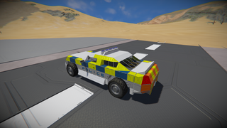 Vauxhall Insignia - Police_1