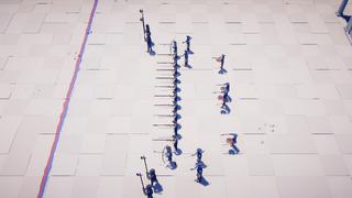 a army