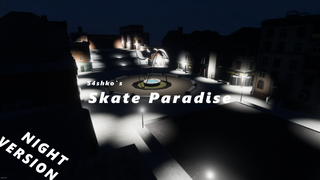 S4shko`s Skate Paradise (Night)