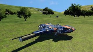 Arcadia Jumpship