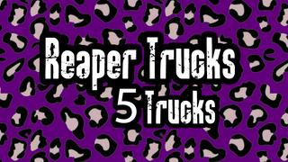 Reaper Trucks Leopard Drop
