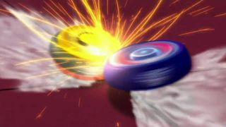 Totally Accurate Beyblade Simulator!!!