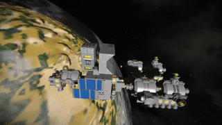 Fuel ship mk2