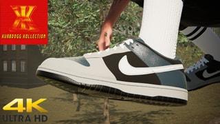 Kurbdogg Kollection - Nike Dunk Low Futura BWNS