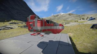 Red scouter AL