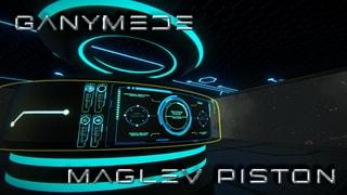 Ganymede MagLev Piston - No Scripts