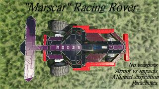"Racing Rover ""Marscar Probe"""