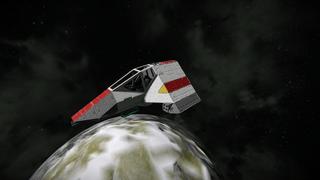 Star Trek - Federation Valkyrie Fighter