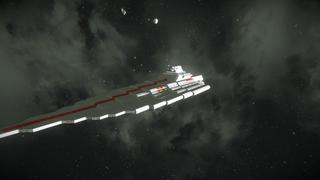 Chancellor class star destroyer