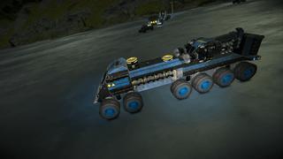 Seabreeze IC CargoTruck HD +LFW Miner