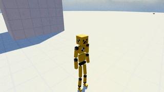 3x3 cube escape!