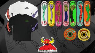 Toy Machine FOS Arm Series