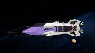 SK Kochou Research Shuttle
