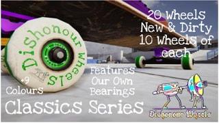 Dishonour Wheels Classics Series