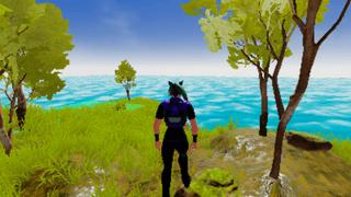 Peaceful Island