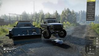 "Frog's 2007 Chevy Silverado Crawler/""Battle Truck"""
