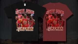 Michael Jordan Vintage T-shirt