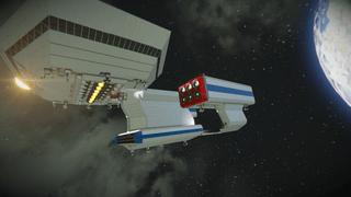 NCC 1701-D Space Engineer's Enterprise