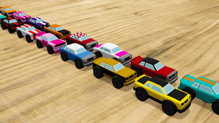 Micro Machines V4 - Stock Car Pack