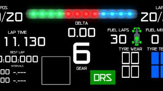 Dash Test MkII