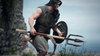 Trident skin for Short Spear