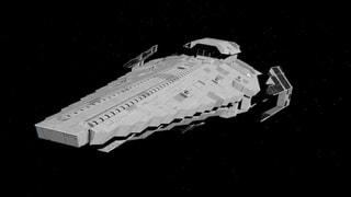 SW Imperial Raider Corvette