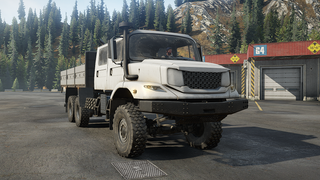 Z-4266 Offroad Truck - Crew Cab