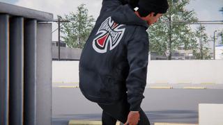 Independent - Hooded Windbreaker