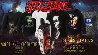 SteezTape Halloween Pack
