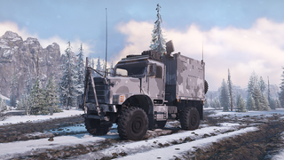 RNG M4x4 Military Truck