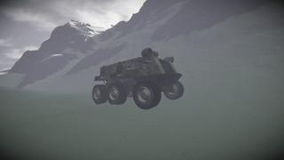 ATV-8D - Salvage Crew Rover