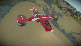 Red Crocodil VTOL MK.2