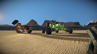 big green mk2