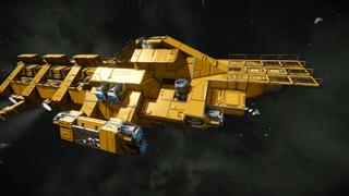 UTV-54 HEAVY CARGO SHIP