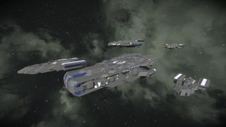 SDI-StarDefender (War Cruiser)