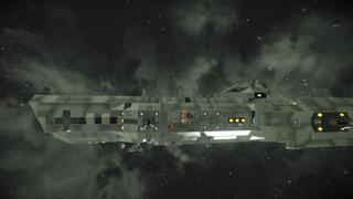 D-37_Timberwolf inside guns