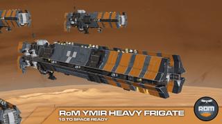 RoM Ymir Heavy Frigate