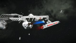 Star Trek - Avenger Heavy Destroyer