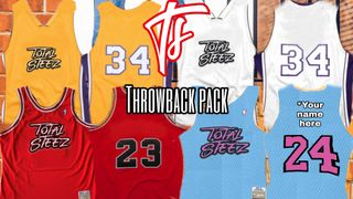 Total Steez Throwback Pack
