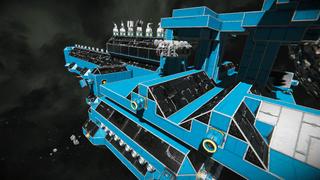 'Predator' - Light Class Flagship