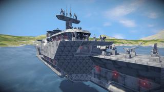 USN Warship