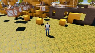 Block Courtyard