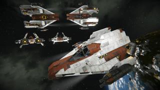 Star Wars RZ-1 A-Wing Interceptor